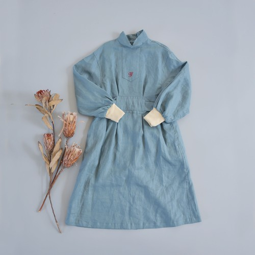 GRIS(グリ) / Surgical Gown / Old Blue / XS~S