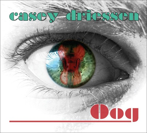 Casey Driessen Oog