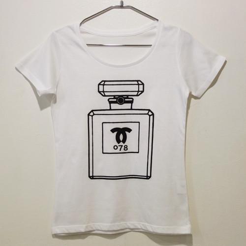 KOBE o78 Tシャツ (レディース ホワイト)