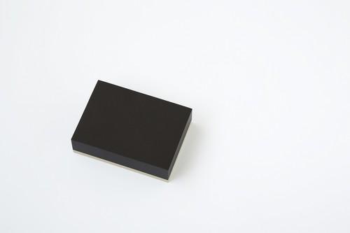 ブラック メモブロック M (150x107mm)