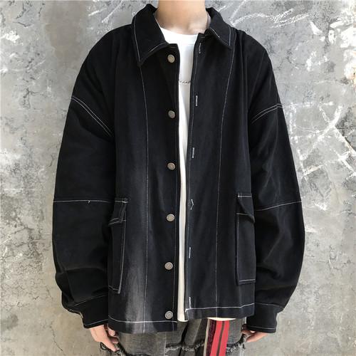 【FAST】ステッチルーズジャケット #BL4852