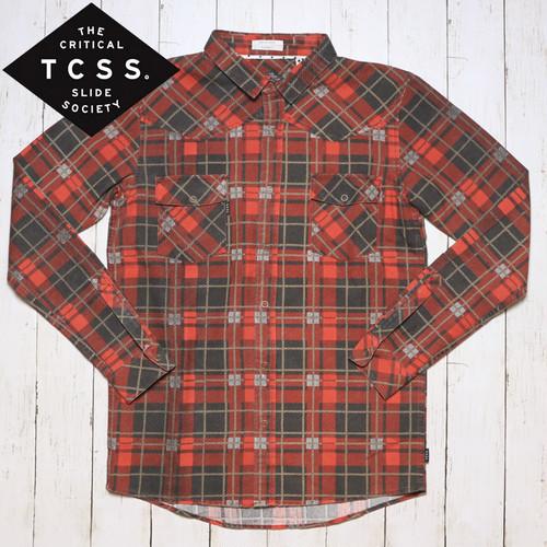 [クリックポスト対応] TCSS FREEWAY L/S SHIRTS ティーシーエスエス The Critical Slide Society SFS160