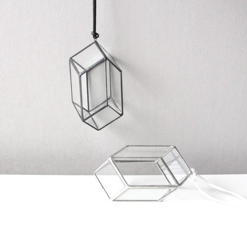 ガラス結晶形態模型 / ダイオプテーズ ハンギングタイプ