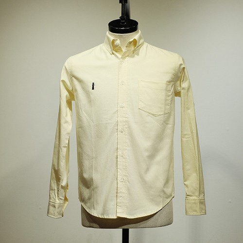 OXFORD B.D. SHIRTS [ YELLOW ]