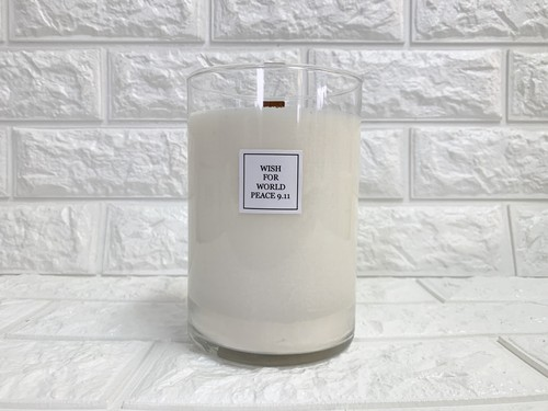 9.11 SOY BOTTLE CANDLE / LIMIT COLLECTION