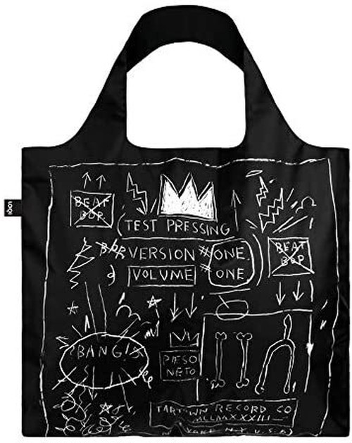 Basquiat  RAMMELLZEE VS K-ROB  Beat Bop Eco Bag