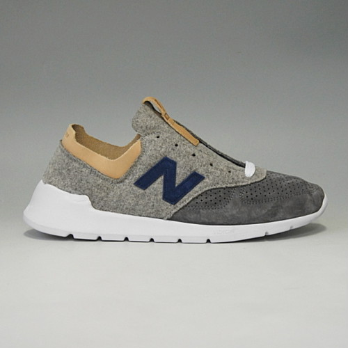 NEW BALANCE × WOOLRICH ML1978SO ニューバランス ウールリッチ コラボ MADE IN U.S.A. グレー