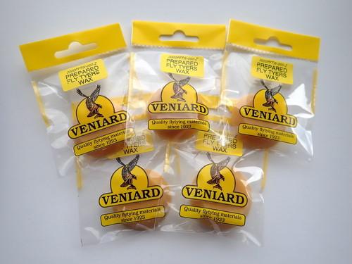 VENIARD Tying WAX / タイイング ワックス(VENIARD社)