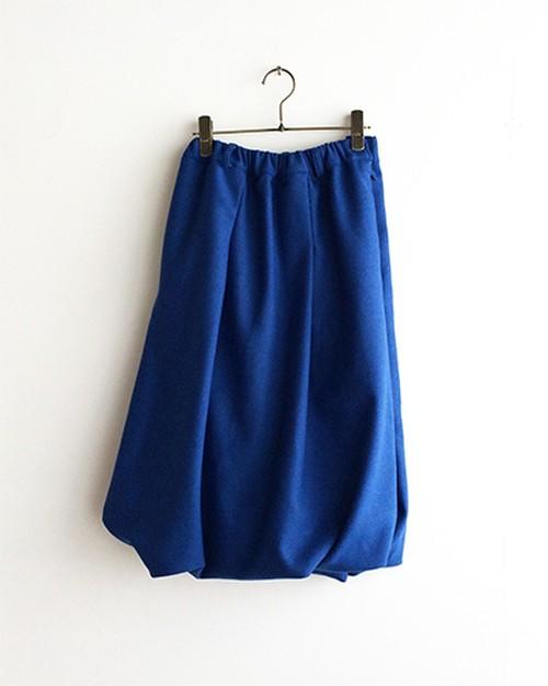 ウール バルーンスカート