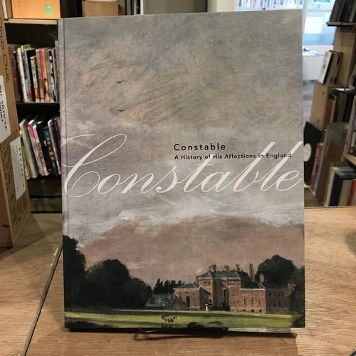 コンスタブル展: Constable A History of His Affections in England