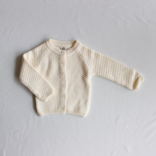 《LE PETIT GERMAIN 2019AW》Armel cardigan / hotmilk