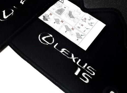 Lexus IS Standard Floor Mats (RHD)