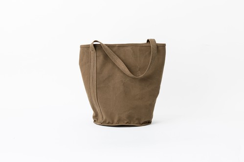 backet shoulder bag L
