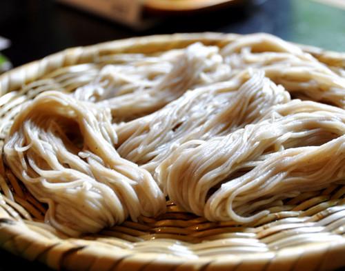 繊細食感・極細蕎麦 (10袋入)