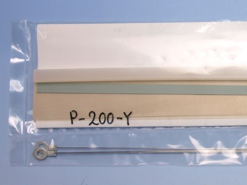 39738B-Y 補修セットP-200-Y(溶断ヒーター線付属) ポリシーラーP-200/PC-200用補修部品 ※2mmヒーター線ではありません 【富士インパルス・部品】