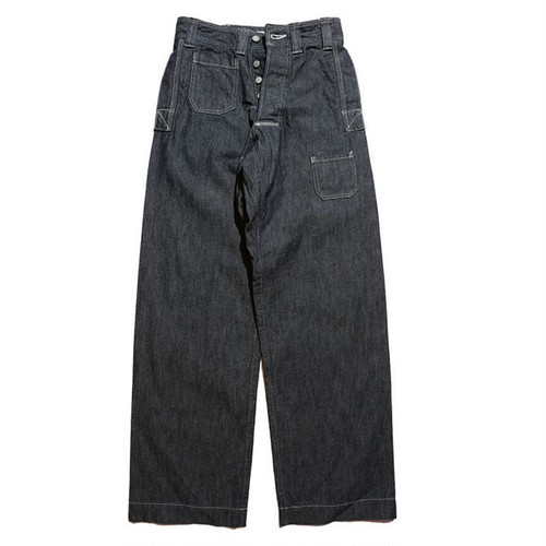 JOHN GLUCKOW Net Maker's Trousers インディゴ [JG94302]