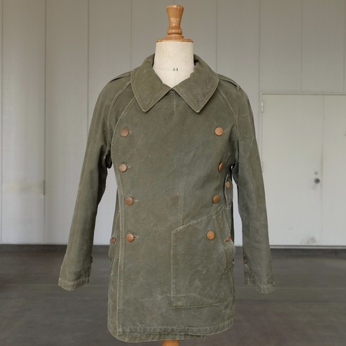 40's FRENCH ARMY MOTORCYCLE JACKET ライナー付