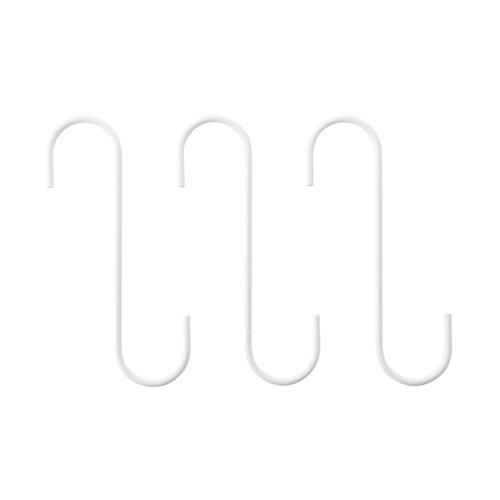 【販売・出荷一時停止中】014 S Hook L ホワイト 横専用 対応001,002 [4月上旬発送予定]