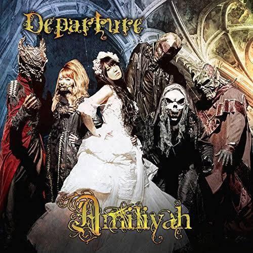 """4th album """"Departure"""""""