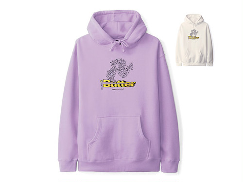 BUTTERGOODS|Beautiful Music Pullover Hood