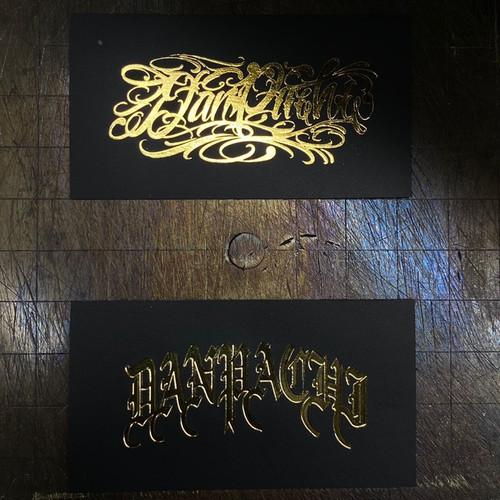 『DANPACHI』Sticker