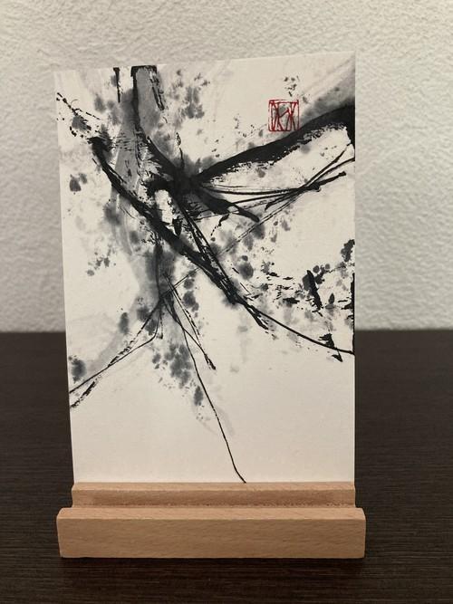 直筆ポストカード#17  hand-drawn postcard#17