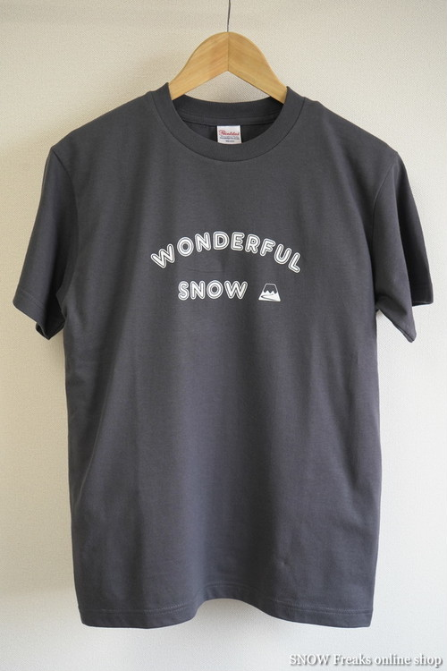 【6/30迄特別価格】SNOW Freaks T ~wonderful snow~
