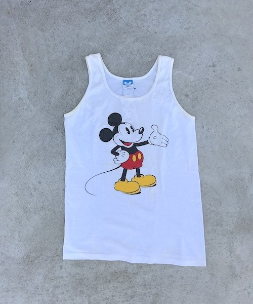 MICKEY OFFICIAL TANK