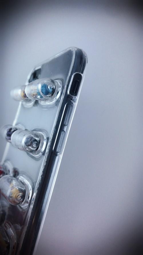 【NEW 即納】iPhone7/8 対応ケース カプセル人形