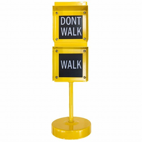 TRAFFIC SIGNAL (WALK/DONT WALK)