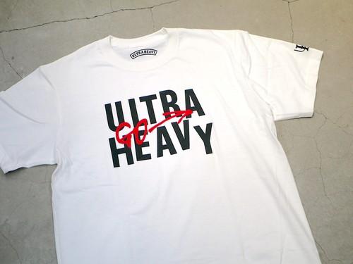 U.H / HEAVY-WEIGHT TEE(GO→)
