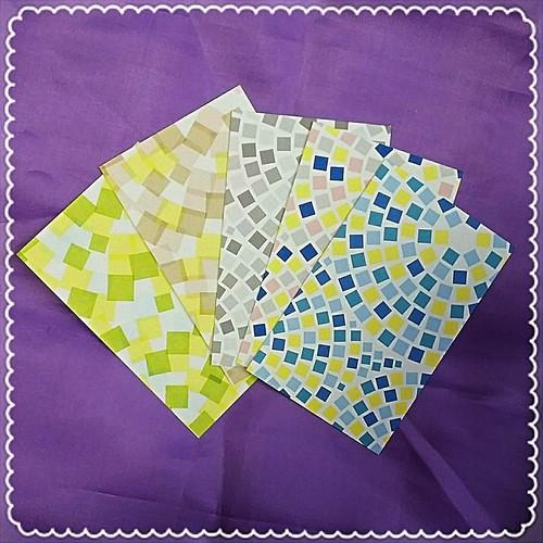 【カラー選択5枚セット】サークルタイル