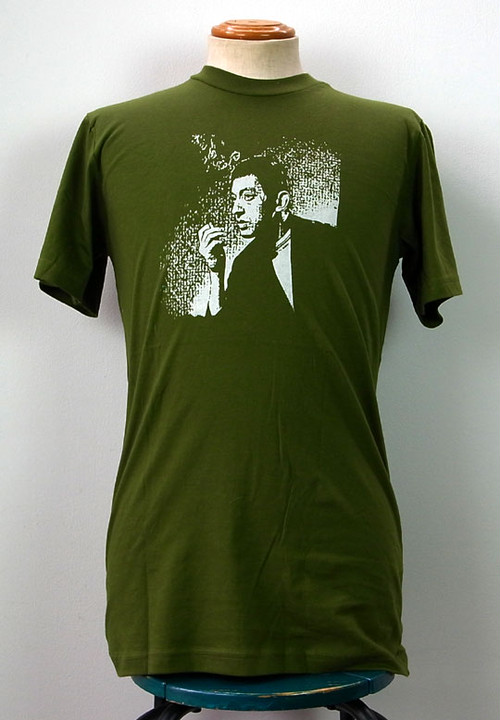 Reckon / Serge Gainsbourg Tシャツ(L)
