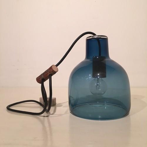 Bottle Lamp / Original Blue / Landscape Products × Studio Prepa