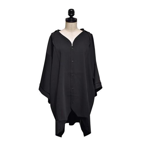 -niitu- / BIGシャツ / Black