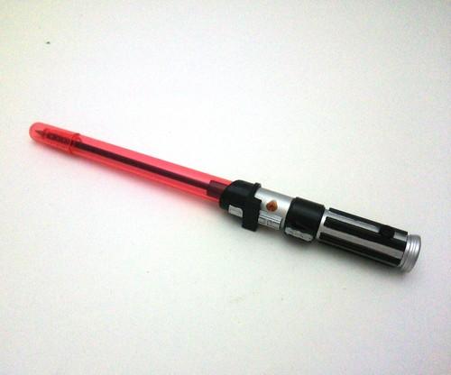 ライトセーバーの形をしたボールペン