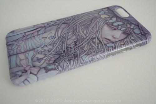 Smartphone case 空っぽの偶像/Empty idol for iPhone 6/6s
