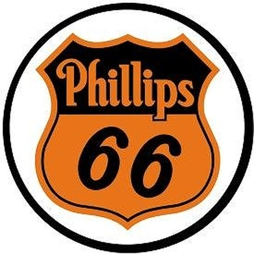 TinSign PHILLIPS 66 MS794