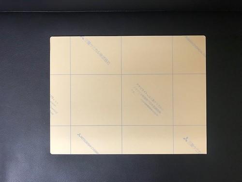 【◆アウトレット:超特価◆】タミヤミニ四駆&京商ミニッツ用  日本製アクリル5ミリ厚 セッティングボード