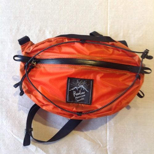 【RawLow Mountain Works】Nuts Pack(Mandarin Orange)