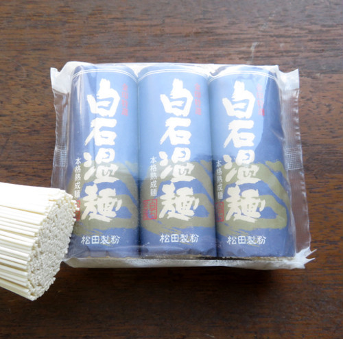 金印白石温麺 (単品)