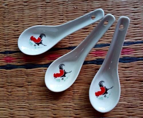 ランパーン鶏レンゲ 3本セット