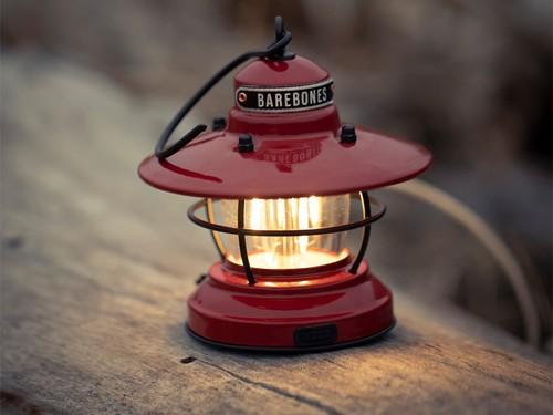 BAREBONES Mini Edison LanternLED