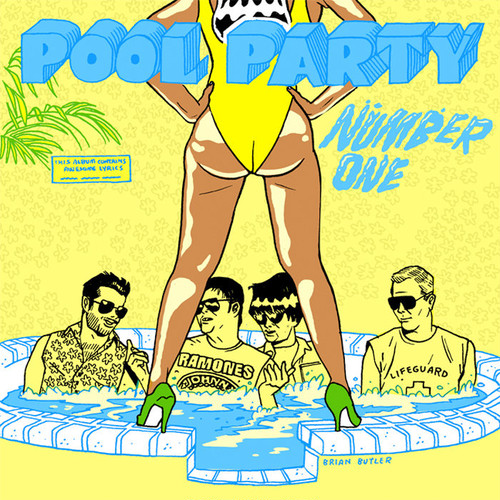 pool party / number one cd