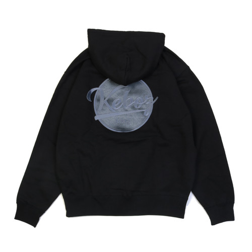 EMB BB LOGO 12.4oz PULLOVER (BLACK)