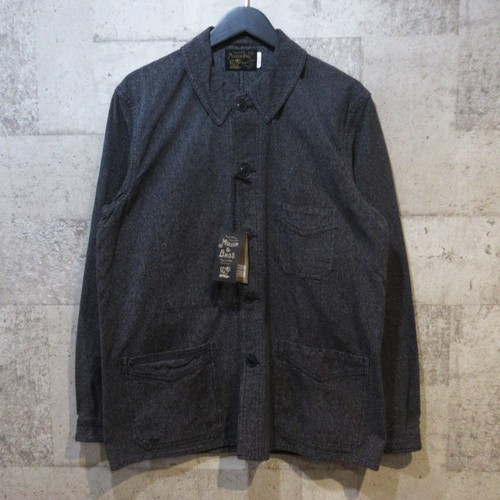 MULLER&BROS 16AW French Work Jacket used