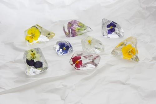 花氷樹脂8個セット 【Click】