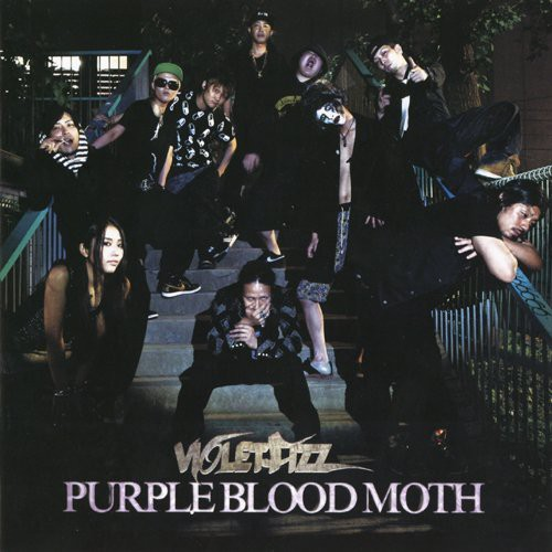 「VIOLET FIZZ」 / Purple Blood Moth(2nd Album)