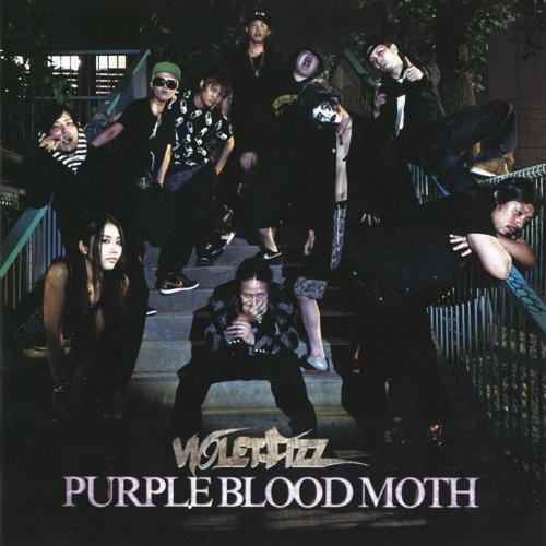 「VIOLET FIZZ」 / Purple Blood Moth(2nd Album)