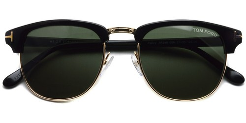 "TF248 ""Henry""  05N  (Black/Gold - G15 )  / TOMFORD"